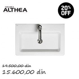 ALTHEA SMART LAVABO 60  40132 1