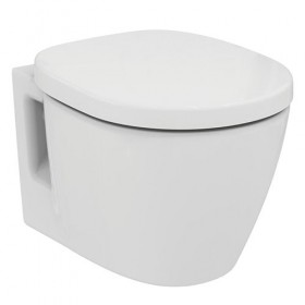IDEAL STANDARD CONNECT WC ŠOLJA KONZOLNA+DASKA  E8035 1