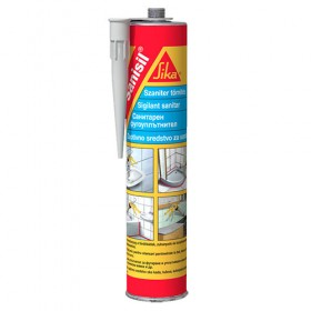 SIKA SANISILL TRANSPARENT 300  3240240006043 1